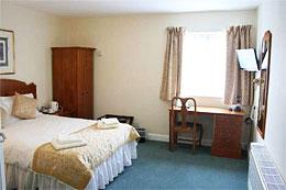 Yarnfield Park Accommodation