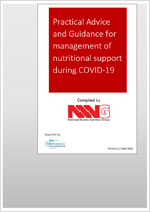 NNNG Practical Advice and Guidance for management of nutritional support during COVID-19 (updated 12/04/2020)
