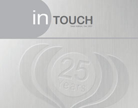 In Touch Silver Edition