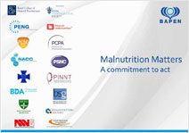 Malnutrition Matters a Commitment to Act front cover
