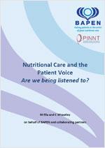 Resultado de imagen de nutritional care and the patient voice