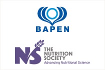 BAPEN and Nutrition Society logos