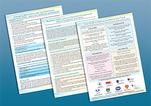 Malnutrition Task Force leaflets