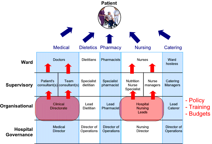 Directorates Diagram